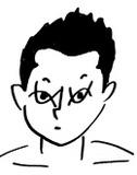 大橋裕之・短期集中連載!! ロンドン五輪特別企画マンガ 「オリンピック奇想譚 vol.3 奇跡」