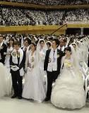 統一教会の信者が心待ちにする大イベント! 合同結婚式に潜入!!