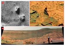 """独裁者の写真加工、火星写真の人影、サブリミナル広告……修正の裏事情がわかる!? """"陰謀写真""""ファイル"""