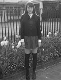【アイドル・西田藍】「学校制服超会議で制服トレンドを学ぶ」