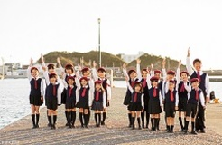 【かもめ児童合唱団】消滅可能性都市で子どもたちが、ネット社会への悲哀を元気に大合唱!
