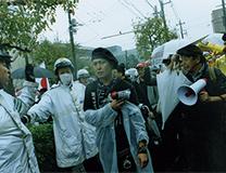 多文化都市・川崎の、路上の日常と闘いと祭り