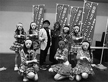 地下アイドル200人大集合!仮面女子も登場する、最大級イベントを主催する。そこに込めた思いとは?
