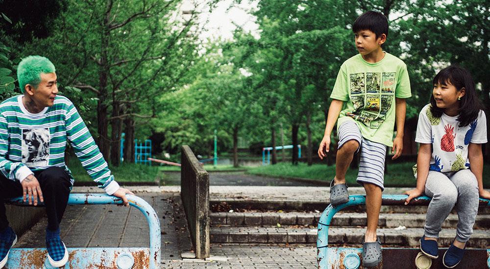 【8月号第1特集/京都タブージャーニー】ANARCHYを生んだ向島団地の真実