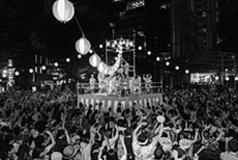 【コンドルズ・近藤良平】が語る盆踊り――みんなが自然と踊りだす振り付けを!継続は力なりを形にした取り組み