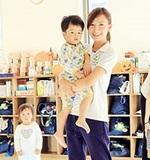 【駒沢の森こども園】東京・駒沢に、現役タレントが勤務する保育園を発見!