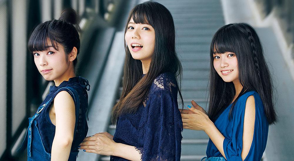 今月のインタビュー/OnePixcel「接触ナシ!ライブで魅せる3人組ガールズユニット」