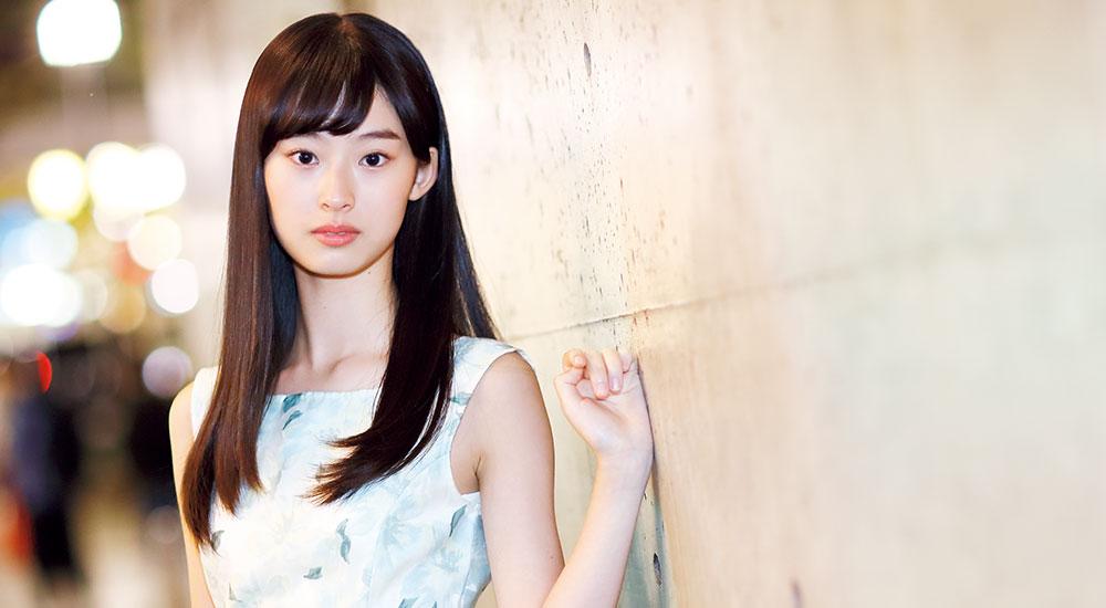 今月のインタビュー/井本彩花「美少女コングランプリは、才色兼備な未来の大物!」