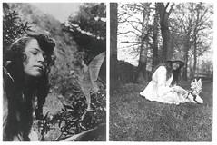 妖精写真の出現