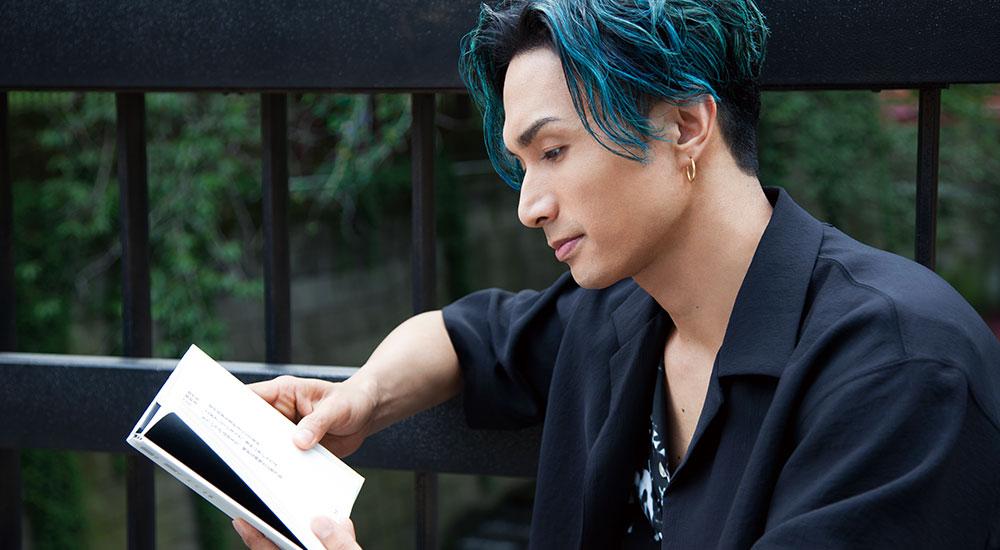 【7月号特集/タブーな本150冊】 EXILE・橘ケンチ流自己啓発本ノススメ