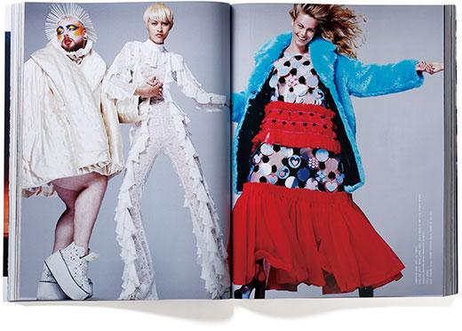 海外ファッション誌の尖りすぎた視覚表現――その中身、比較検討の画像1