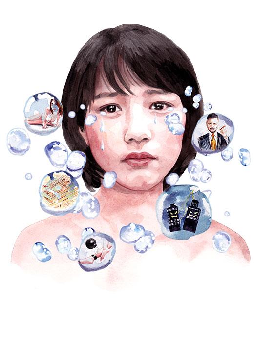 能年玲奈、清水富美加、連続した独立騒動 芸能界のドンを継ぐ者――ファッション誌と「レプロ」の画像1