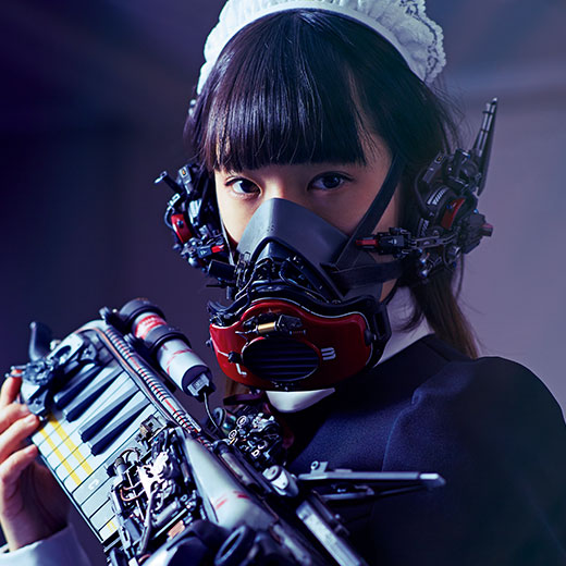 【池内 啓人】オタク? 違う、メディア・アーティストだ! ポスト村上隆が「美少女×メカ」で夢見る未来の画像1