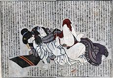 春画研究家・早川聞多氏に聞く 怪談ではなく「開談」!春画の中の色情霊の画像1