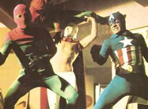マーベルが知らんところで勝手にリメイク?――トルコでは入浴中の女を絞殺!?マーベル無許可のスパイダーマンの画像2