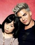 """辛酸なめ子×アダム・ランバート """"神の声域""""を持つアメリカンアイドルの素顔とは?"""