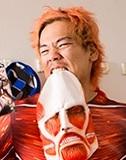 【長島☆自演乙☆雄一郎】巨人同士の格闘シーンはまるでボブ・サップvsアーネスト・ホースト戦!