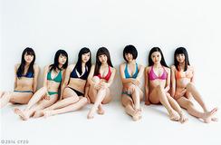 【X21】オスカープロモーションから水着7人組がデビュー、しかも全員中高生!?