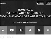 """最新型動画ニュースサイト「NowThis」が示す来たる""""ストリームの時代"""""""