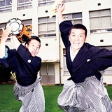 【みなみのしま】500円の着物に8万円の小鼓で舞う、観阿弥世阿弥インスパイア系芸人