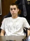 """「KILLER」Tシャツで法廷へ臨んだ""""スクール・シューター""""――現場で自殺しなかった銃乱射事件犯人"""