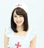 "Fカップグラドル都丸紗也華ちゃん(20)と一緒に考える!看護婦はなぜ""エロい""のか?"