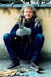 【テリエ・ イースングセット】氷から自分の手で削り出し、楽器を演奏する――唯一無二の音楽家が奏でる音