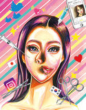 「韓国人になりたい」女性急増! 医療観光客42万5380人!美容整形大国のしたたかな戦略
