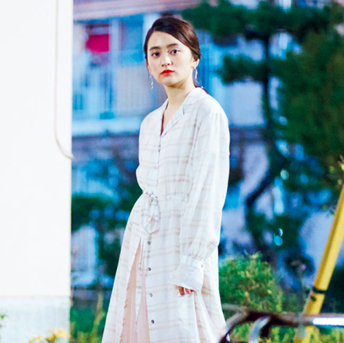 """【今月インタビュー/岡田結実】""""女優宣言""""したはずが、制作会社のADに!?"""