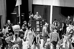 墨田区本所で開催された「泉州ナイト」――東京に輸入される祭り文化