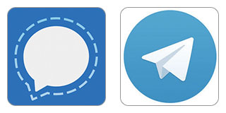 ロシア、イスラエル発が使える!――裏社会で愛用されるメッセンジャーアプリ