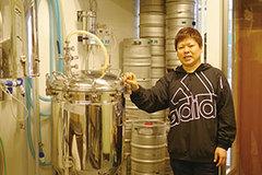 大江戸ビール祭りの仕掛人がついに醸造に乗り出した!――ビールをたくさん飲むために自らブルワーに!