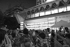 全国の祭りに高橋洋子が出演!?――盆踊りに「使徒」襲来