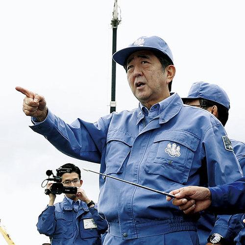 【12月号ニュース】台風被害で露呈したゆるみ切った安倍政権