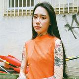 【水森翠】「衝動的に彫師の先生に連絡しちゃう」タトゥーを体に刻みまくる清楚系AV女優
