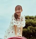 """【鈴木美羽】""""汗の匂いのする女優さん""""を目指す、ファッションモデルが迎えたハタチの春"""