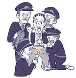 警察は取り調べ中に平気でウソをつく! 強引な職質で麻薬所持が無罪――「違法捜査」のキワどい線引き