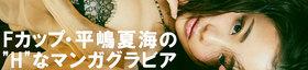 Fカップ平嶋夏海、罪で