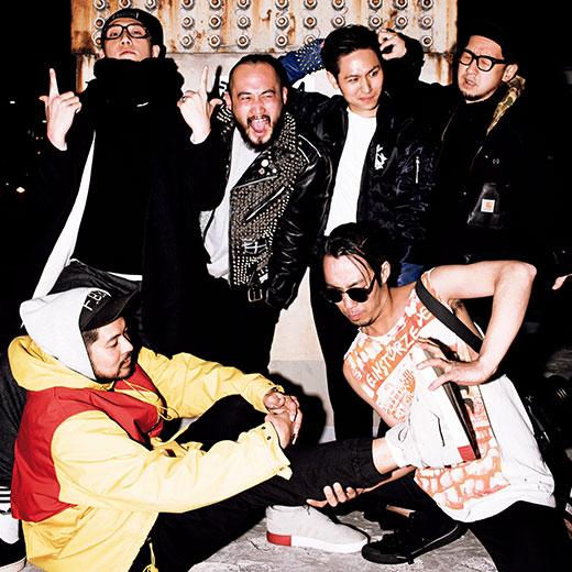 【Vampillia】――戸川純や冨樫義博ともコラボ! カオスな大所帯バンドが奏でる狂気と狂喜の画像1