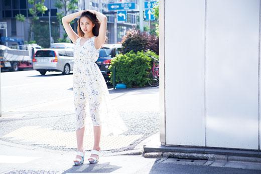 【箭内夢菜】ポカリガールで注目の美少女 オフィス街に降臨の画像1