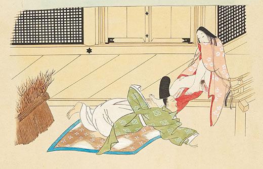最古の春画の題材は皇室の大スキャンダル!江戸春画ブームの次はコレだ!?妖しき平安エロ絵巻の世界の画像1