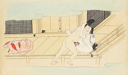 最古の春画の題材は皇室の大スキャンダル!江戸春画ブームの次はコレだ!?妖しき平安エロ絵巻の世界の画像2