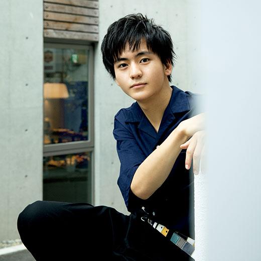 【田川隼嗣】ミレニアム生まれの18 歳、未完の大器は月9の現場で武者震いすの画像1